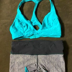 Lululemon swim set